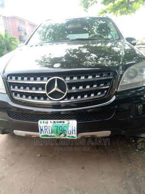 Mercedes-Benz M Class 2007 ML 350 4Matic Black | Cars for sale in Lagos State, Oshodi