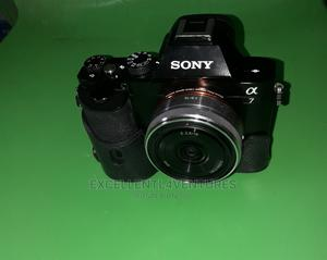 Sony Alpha 7 With 16-50   Photo & Video Cameras for sale in Lagos State, Ikeja