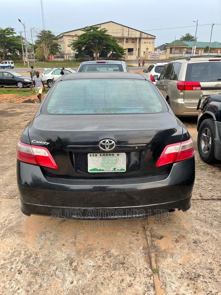 Toyota Camry 2008 Black | Cars for sale in Awka, Anambra State, Nigeria