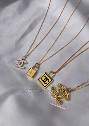 Original Steel Chanel Necklace | Jewelry for sale in Lagos State, Yaba