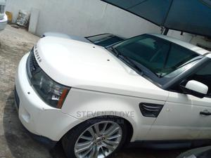 Land Rover Range Rover Sport 2010 White | Cars for sale in Lagos State, Ikeja