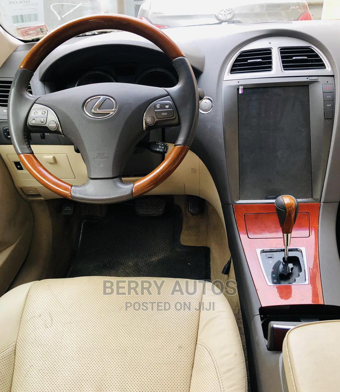 Archive: Lexus ES 2010 350 Blue