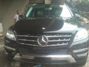 Mercedes-Benz M Class 2012 ML 350 4Matic Black | Cars for sale in Lagos State, Apapa