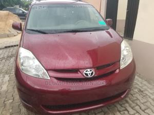 Toyota Sienna 2007 XLE 4WD Red | Cars for sale in Lagos State, Ajah