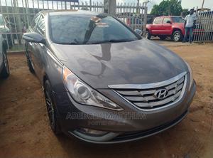 Hyundai Sonata 2011 Gray | Cars for sale in Lagos State, Ojodu