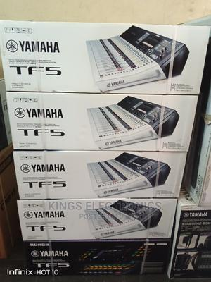 TF5 Yamaha Mixer   Audio & Music Equipment for sale in Lagos State, Ojo