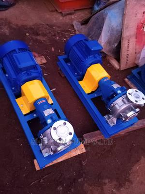 Stainless Pump Hot Oil Pump   Manufacturing Equipment for sale in Lagos State, Orile