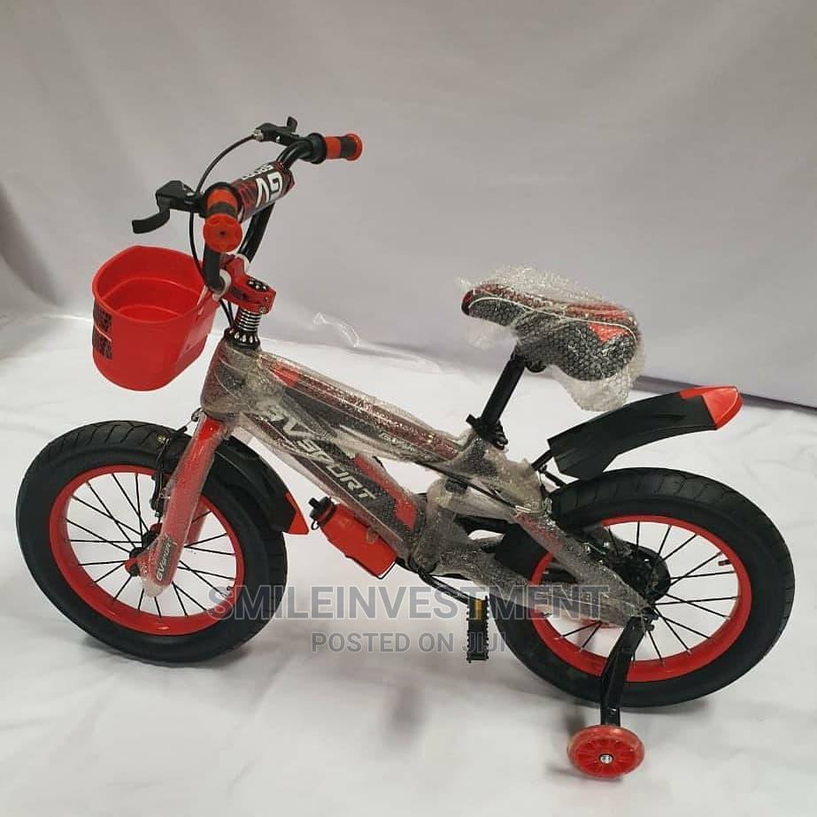 Sport Children Sport Bicycle (12'')