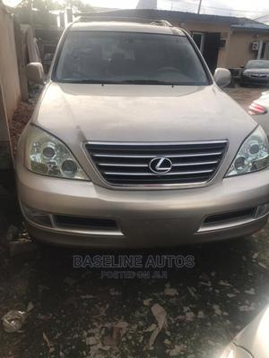 Lexus GX 2003 Gold | Cars for sale in Lagos State, Isolo