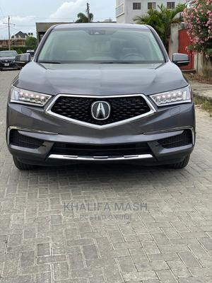 Acura MDX 2020 Base SH-AWD Gray   Cars for sale in Lagos State, Lekki
