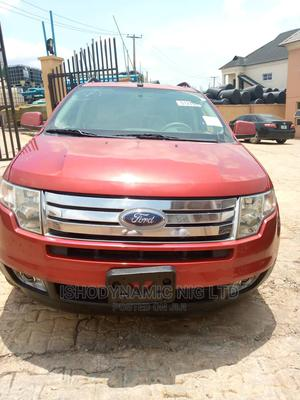 Ford Edge 2009 Red | Cars for sale in Oyo State, Oluyole
