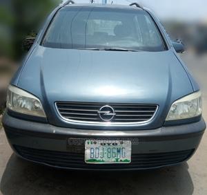Opel Zafira 2005 1.6 Blue   Cars for sale in Oyo State, Ibadan