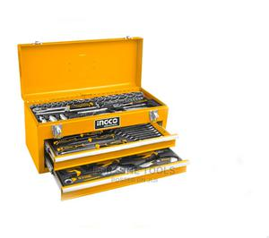 Original Ingco Hand Tools Set 97 Pieces.   Hand Tools for sale in Lagos State, Yaba