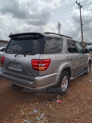 Toyota Sequoia 2005 Gray | Cars for sale in Edo State, Benin City