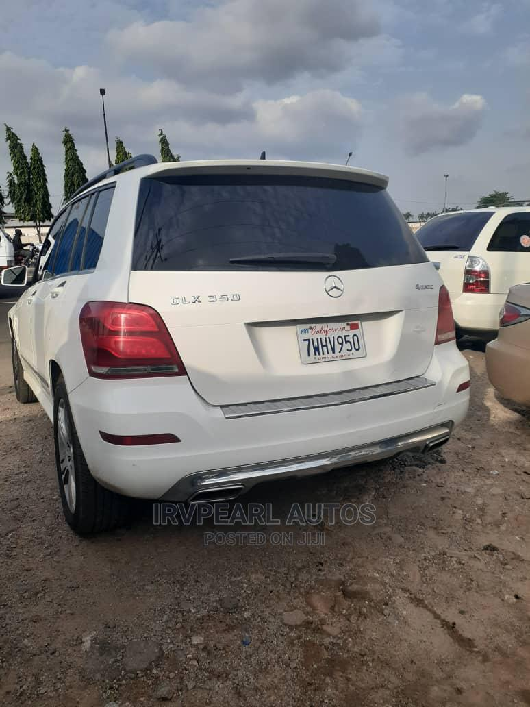 Mercedes-Benz GLK-Class 2015 White | Cars for sale in Ojodu, Lagos State, Nigeria
