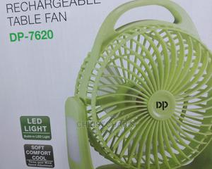 DP Led Light With Rechargeable Fan | Home Appliances for sale in Lagos State, Lagos Island (Eko)