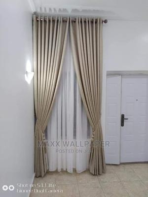 Classic,Modern Quality Curtains-Maxxwallpaper Decor.Ltd | Home Accessories for sale in Abuja (FCT) State, Apo District