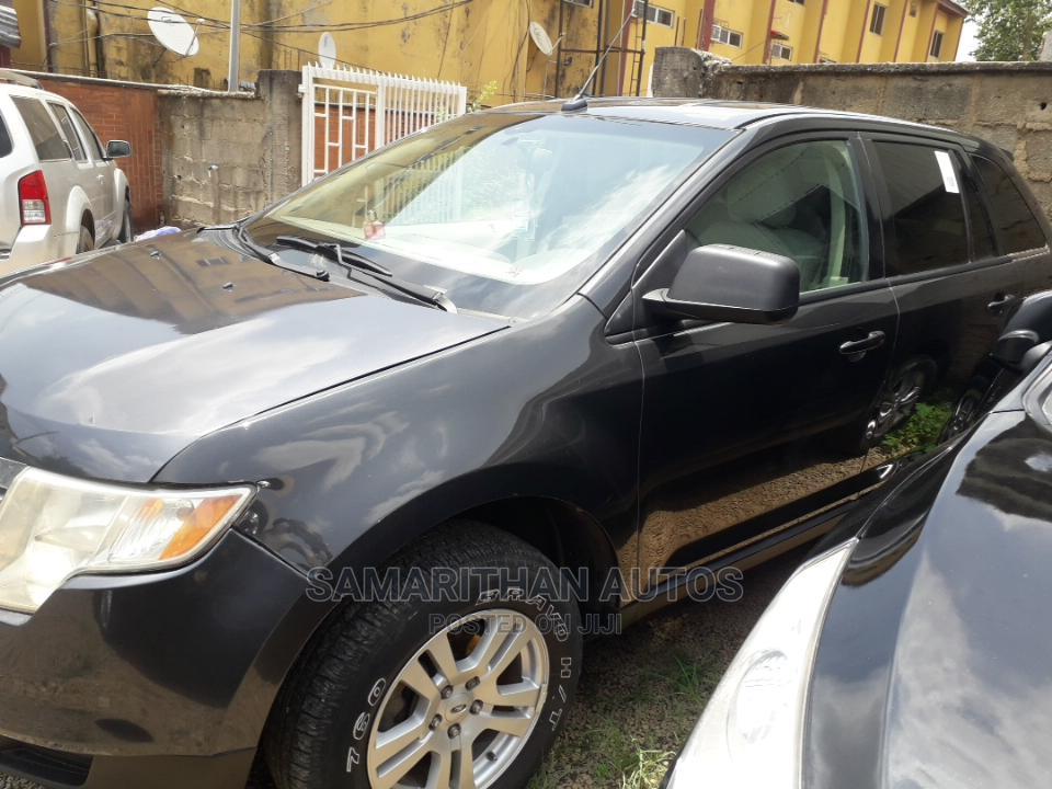 Ford Edge 2008 Black   Cars for sale in Garki 2, Abuja (FCT) State, Nigeria