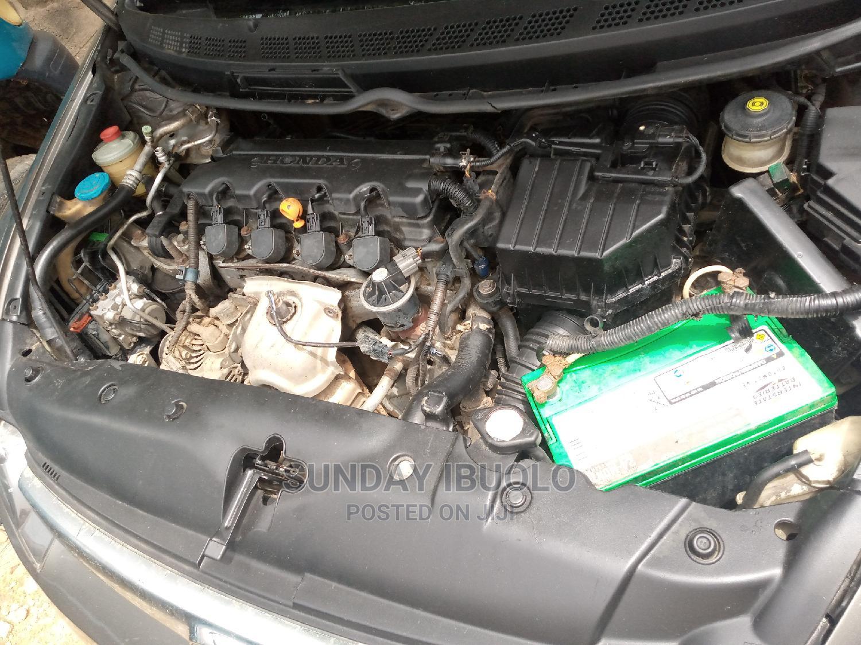 Archive: Honda Civic 2006 1.4 Brown