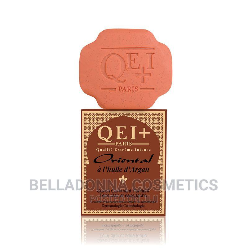 QEI+ Paris Oriental W/ Argan Oil Exfoliating Purifying Soap