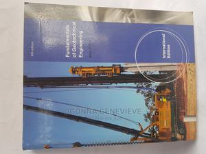 Fundamentals of Geotechnical Engineering   Books & Games for sale in Lagos State, Yaba