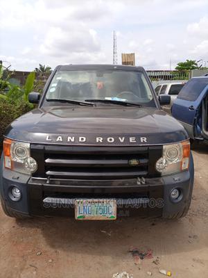 Land Rover LR3 2007 HSE Black | Cars for sale in Lagos State, Ifako-Ijaiye