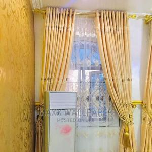 Classic,Modern Quality Curtains-Maxxwallpaper Decor.Ltd | Home Accessories for sale in Abuja (FCT) State, Gudu