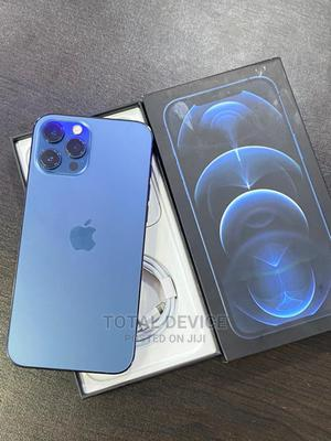 New Apple iPhone 12 Pro 128GB Blue   Mobile Phones for sale in Lagos State, Ikeja