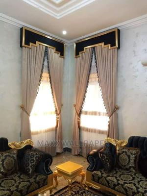 Classic,Modern Quality Curtains-Maxxwallpaper Decor.Ltd | Home Accessories for sale in Abuja (FCT) State, Guzape District