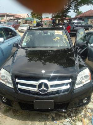 Mercedes-Benz GLK-Class 2009 Black   Cars for sale in Lagos State, Ajah