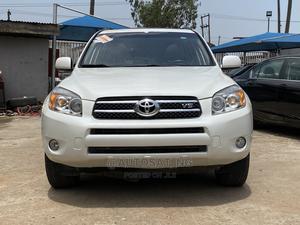 Toyota RAV4 2008 Limited V6 4x4 White | Cars for sale in Lagos State, Ikeja