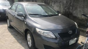 Toyota Corolla 2010 Gray | Cars for sale in Lagos State, Yaba
