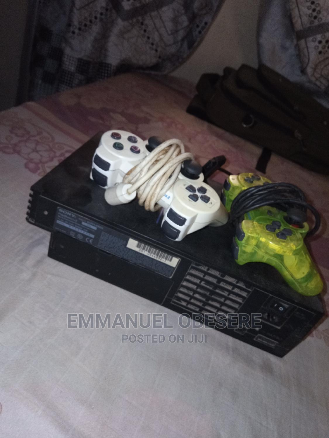 PS 2 Working Perfectly | Video Game Consoles for sale in Egbeda, Oyo State, Nigeria