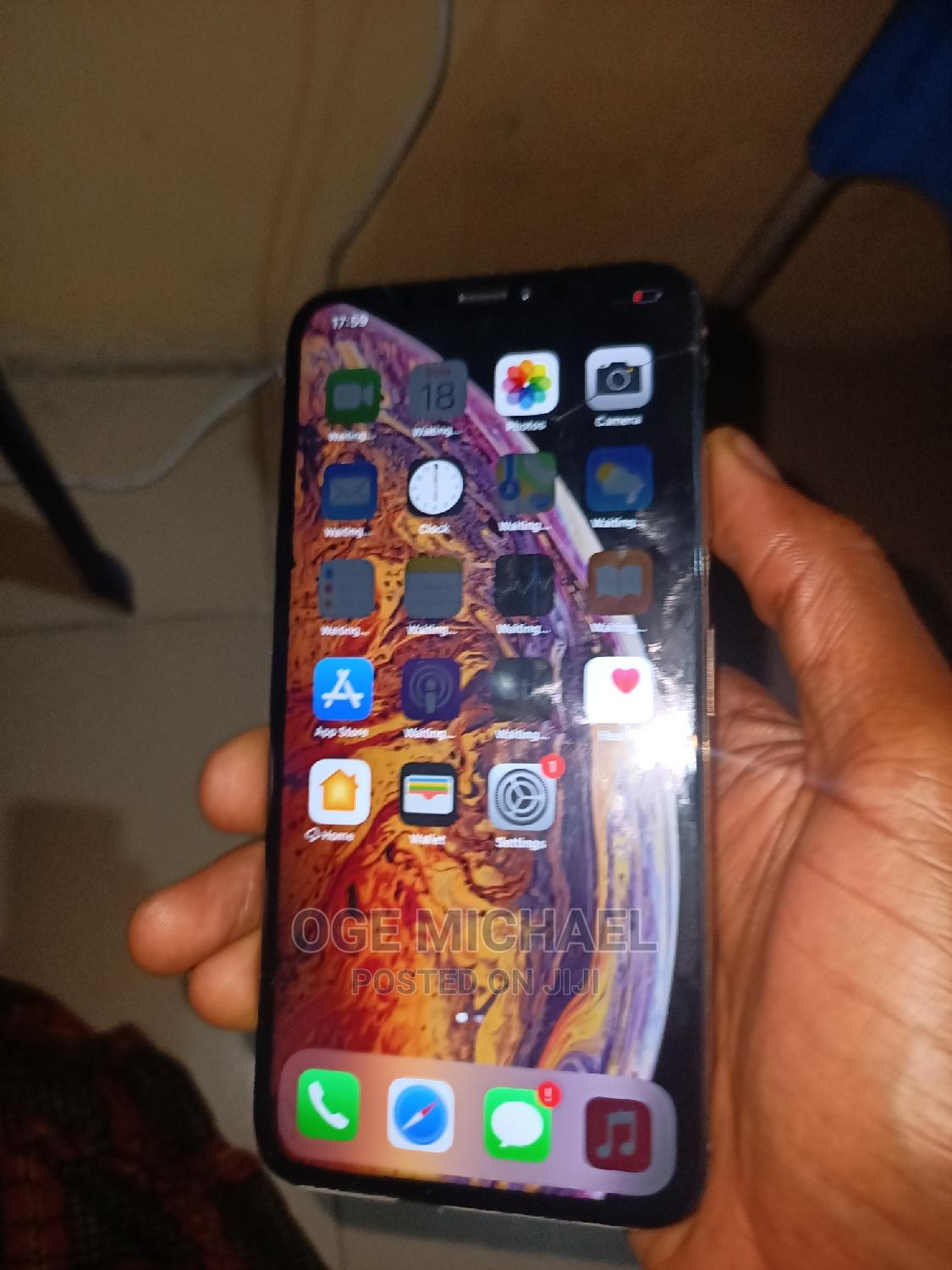 Apple iPhone XS Max 256 GB Gold   Mobile Phones for sale in Oshimili South, Delta State, Nigeria