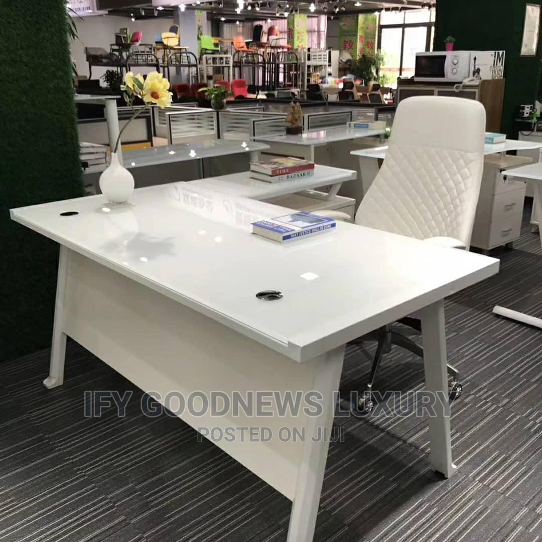 Executive Office Table With Chair