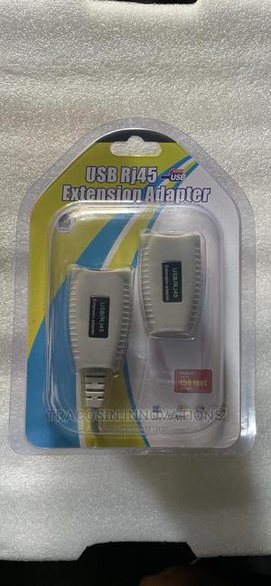 USB RJ45 Extension Adapter | Accessories & Supplies for Electronics for sale in Lagos State, Yaba