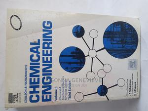 Coulson Richardson Chemical Engineering Vol 3   Books & Games for sale in Lagos State, Yaba