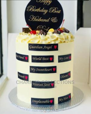 Script Buttercream Cakes | Party, Catering & Event Services for sale in Lagos State, Agboyi/Ketu