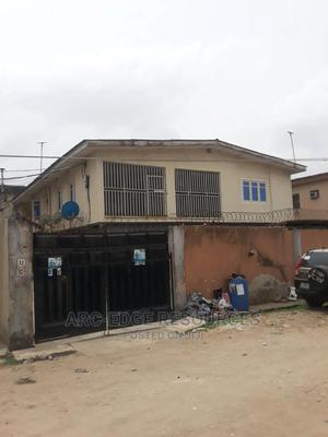 Solid,Spacious Lovely Block of 4flats Close to Express   Houses & Apartments For Sale for sale in Isolo, Ago Palace
