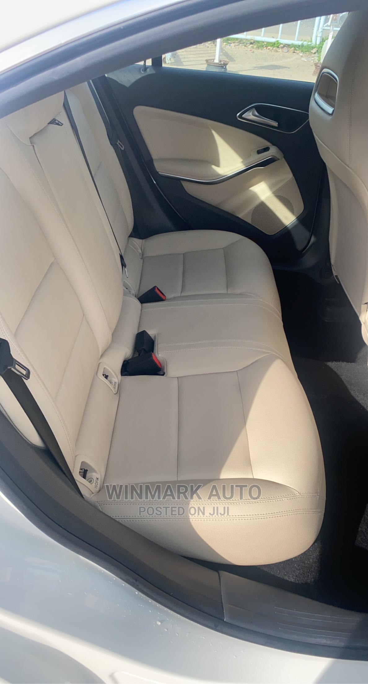 Mercedes-Benz CLA-Class 2014 White   Cars for sale in Oshodi, Lagos State, Nigeria