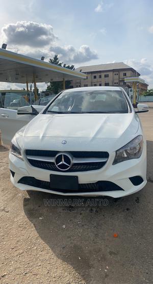 Mercedes-Benz CLA-Class 2014 White | Cars for sale in Lagos State, Oshodi