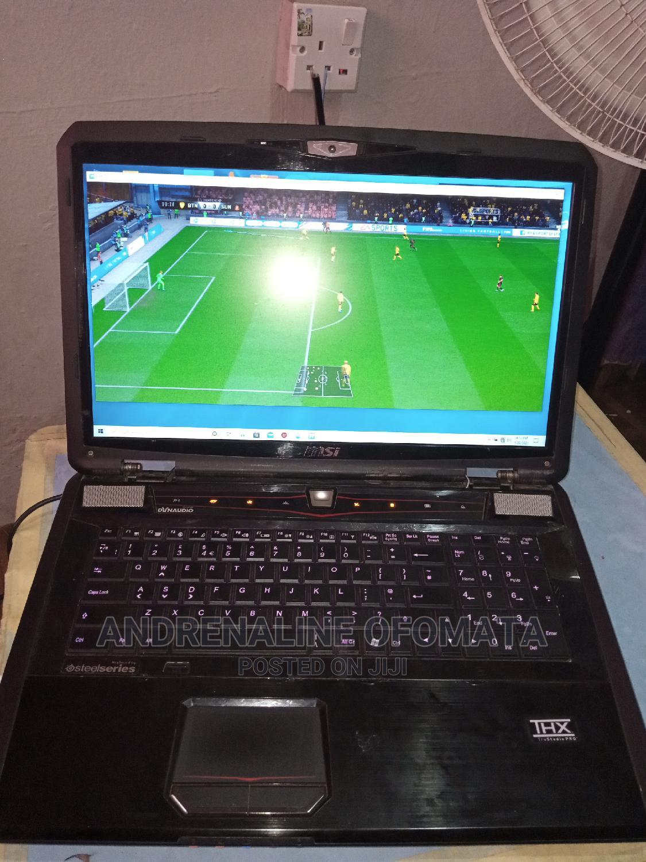 Laptop MSI GT780DX 12GB Intel Core I7 SSHD (Hybrid) 500GB