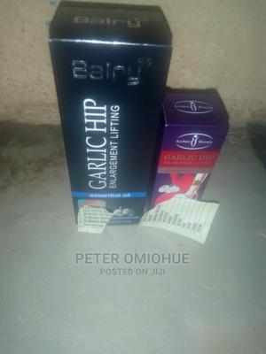 Garlic Hip and Butt Enlargement Oil   Sexual Wellness for sale in Lagos State, Alimosho
