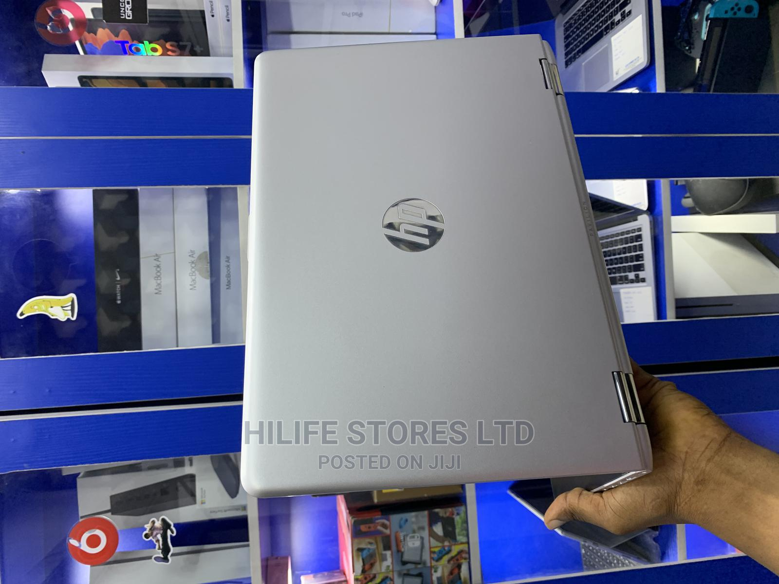 Laptop HP Pavilion X360 14 8GB Intel Core I3 HDD 500GB | Laptops & Computers for sale in Ikeja, Lagos State, Nigeria