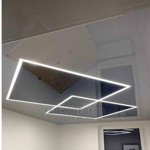 LED Profile With Stretch Ceiling   Building & Trades Services for sale in Lagos State, Ajah