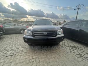Toyota Highlander 2006 Limited V6 4x4 Black | Cars for sale in Lagos State, Ikeja