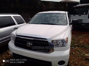 Toyota Tundra 2011 Work Truck White | Cars for sale in Lagos State, Isolo