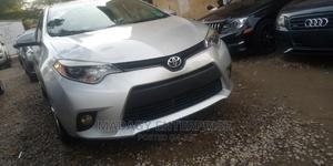 Toyota Corolla 2015 Silver   Cars for sale in Abuja (FCT) State, Central Business Dis