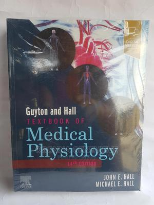 Textbook Of Medical Physiology By Guyton And Hall   Books & Games for sale in Lagos State, Yaba