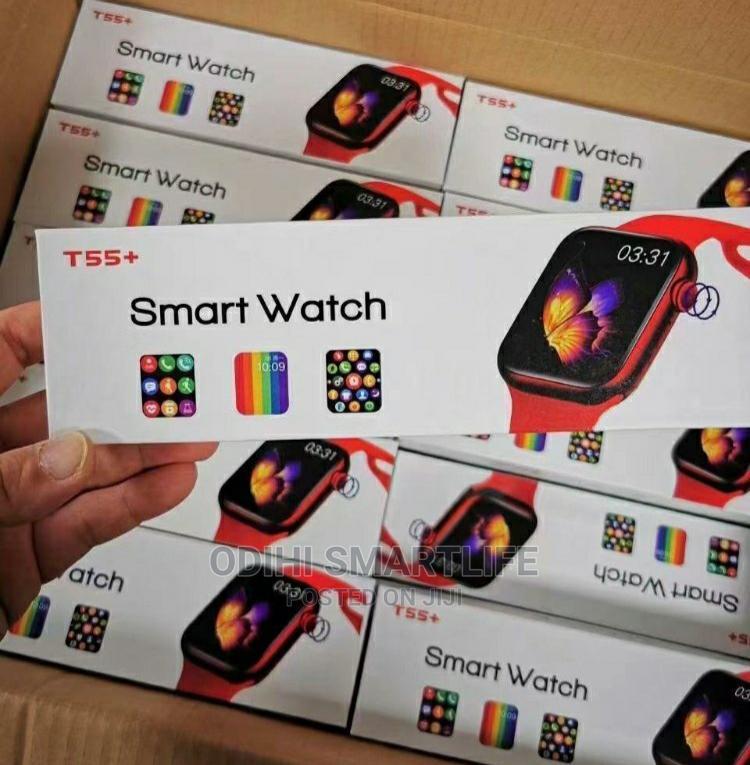 T55+ Bluetooth Smart Watch Series 6
